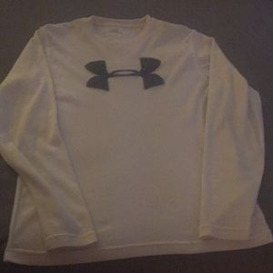 Under Armour thermal long sleeve t shirt